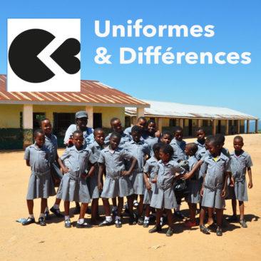 Uniformes & Differences – Collecte 2016 avec KissKissBankBank