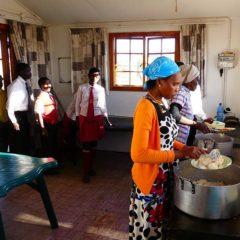 Maison d'accueil de jour pour orphelins, Roosboom, Afrique du Sud.