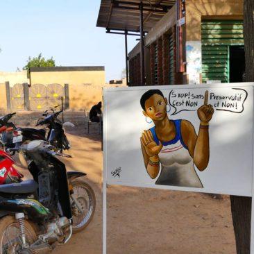 Prévention des grossesses précoces au Burkina Faso