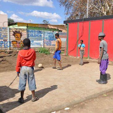 Campagne de prévention à Kliptown – Soweto