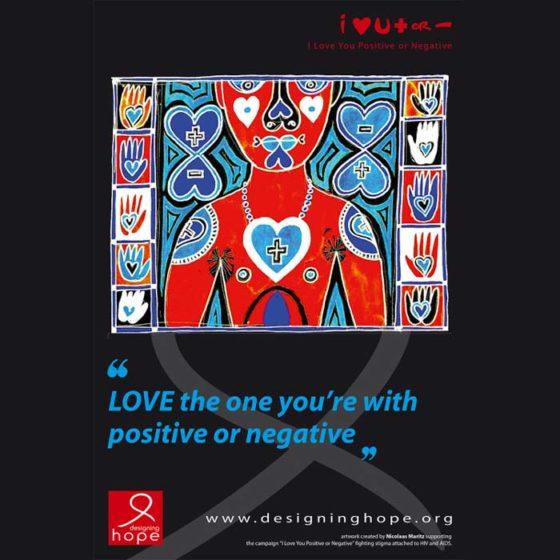 En pleine face : Des affiches contre la stigmatisation