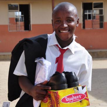 Sizakahle School, Roosboom – Afrique du Sud