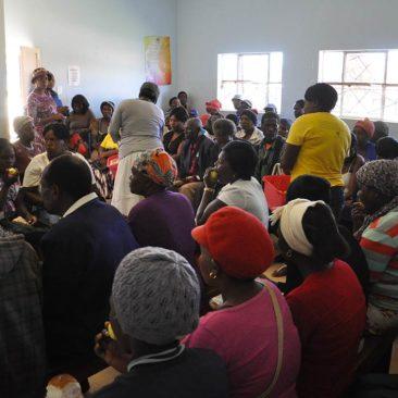Soutien aux patients de l'hôpital de Piggs Peak – Swaziland