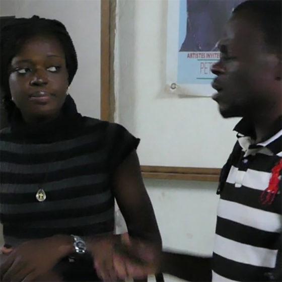 Théâtre Forum au Burkina Faso pour sensibiliser au risque des grossesses précoces